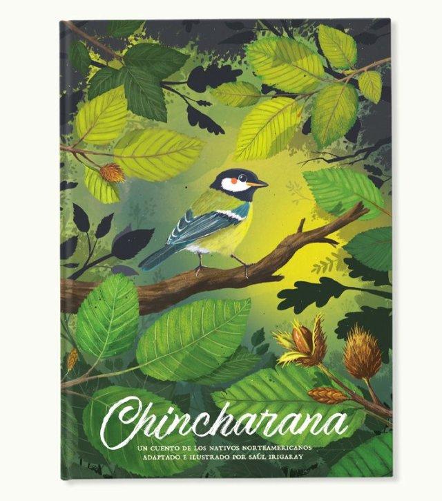 CHINCHARANA-SAUL-IRIGARAY-LIBRO