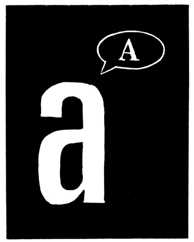Le Corbeau. Meta A. Linoleo grabado.