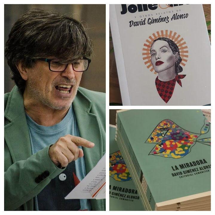 Vuelve David Giménez – Librería Anónima