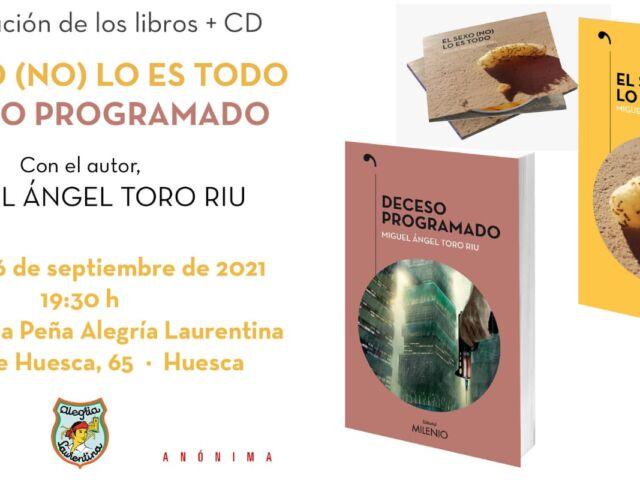 Presentación Miguel Angel Toro